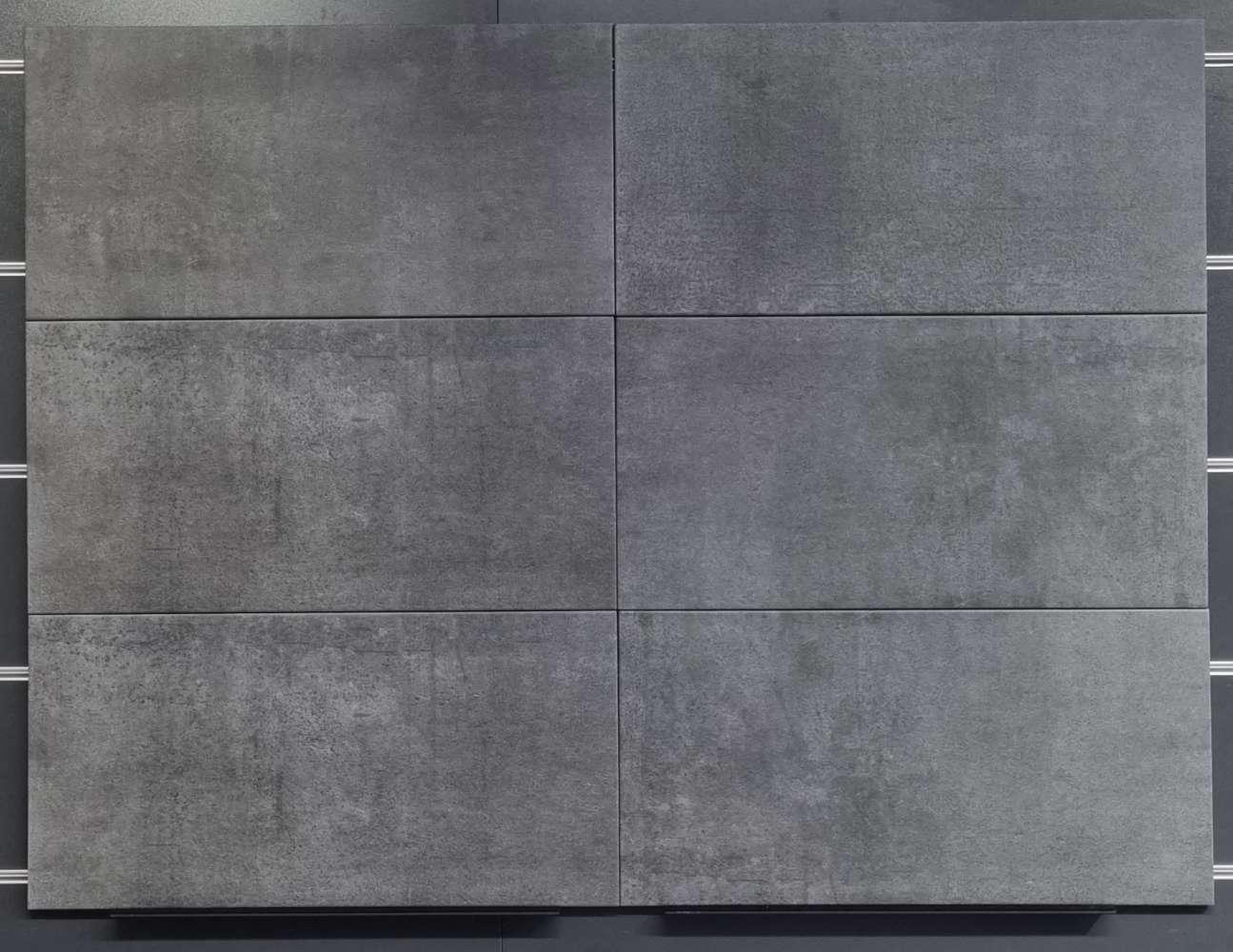 Bodenfliese, Coburg, anthrazit, 30x60cm