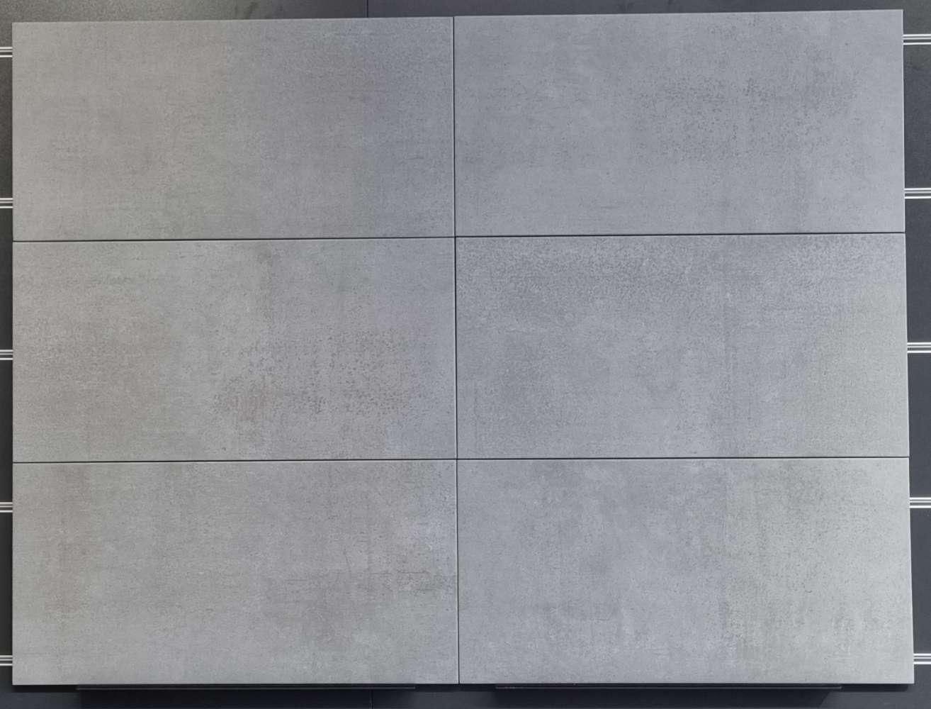 Bodenfliese, Coburg, grau, 30x60cm