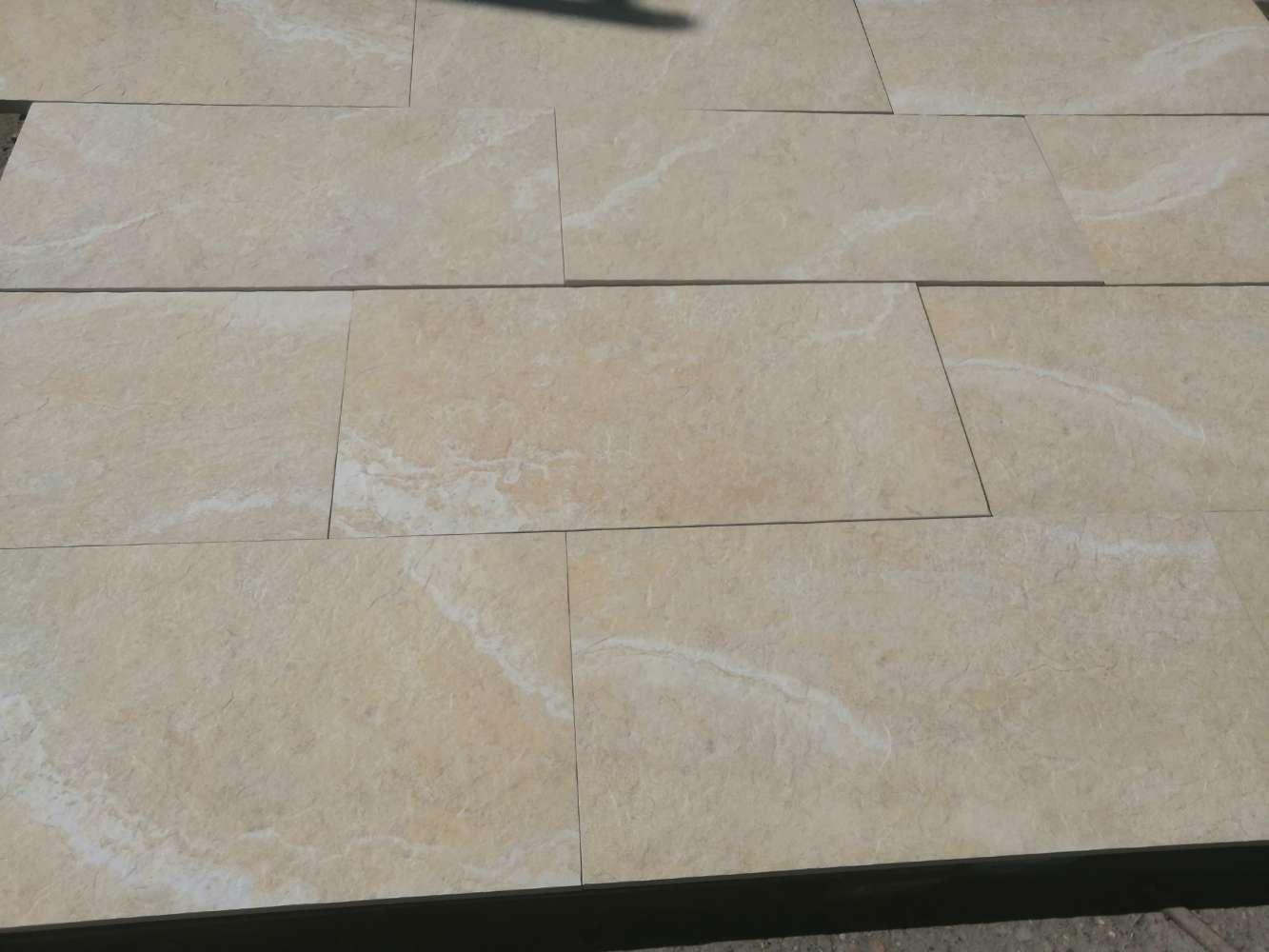 Terrassenplatten aus Keramik