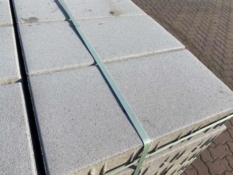 Christal Stonemix Pflaster 40x20x8 cm grau (2.Wahl)
