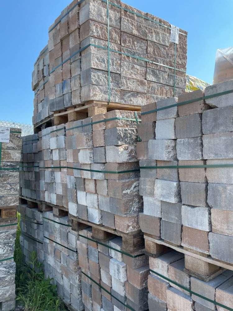 KANN Bruchsteinmauer 30x15x12 cm Jura/Muschelkalk (2.Wahl)