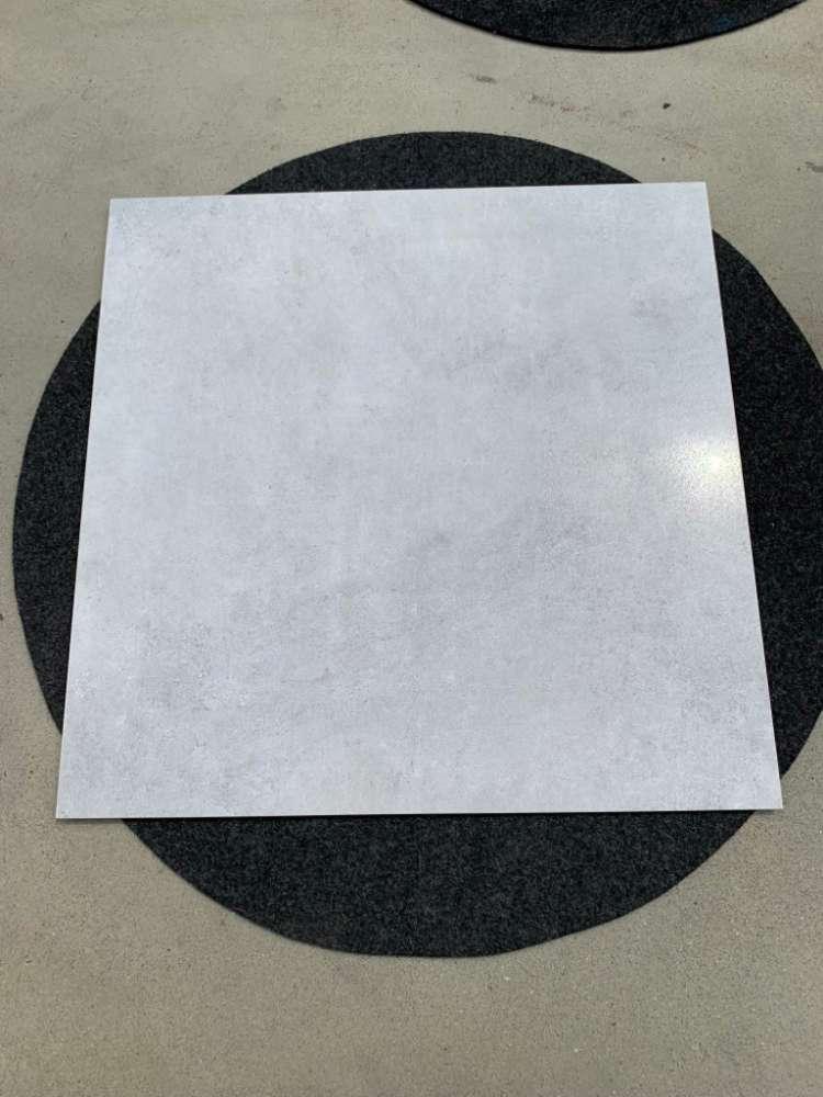 Bodenfliese 60X60CM Grau teilpoliert