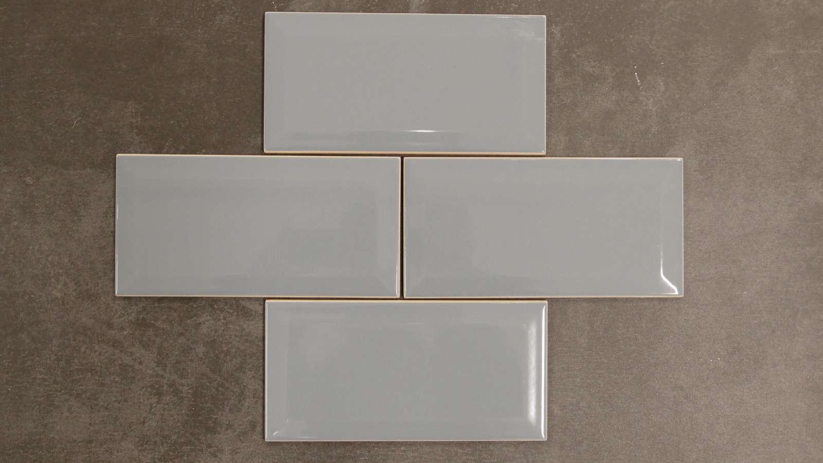 Wandfliese, Villeroy+Boch, weiß und 30x40cm
