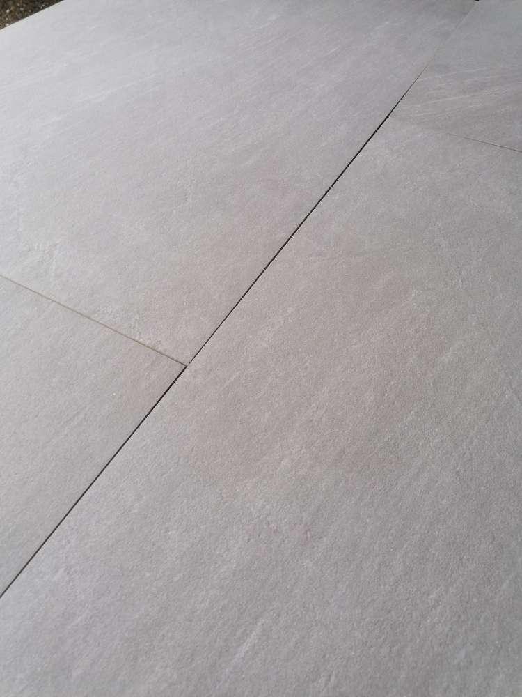 City Terrassenplatte Keramikplatte Feinsteinzeug 2. Wahl 90x60x3