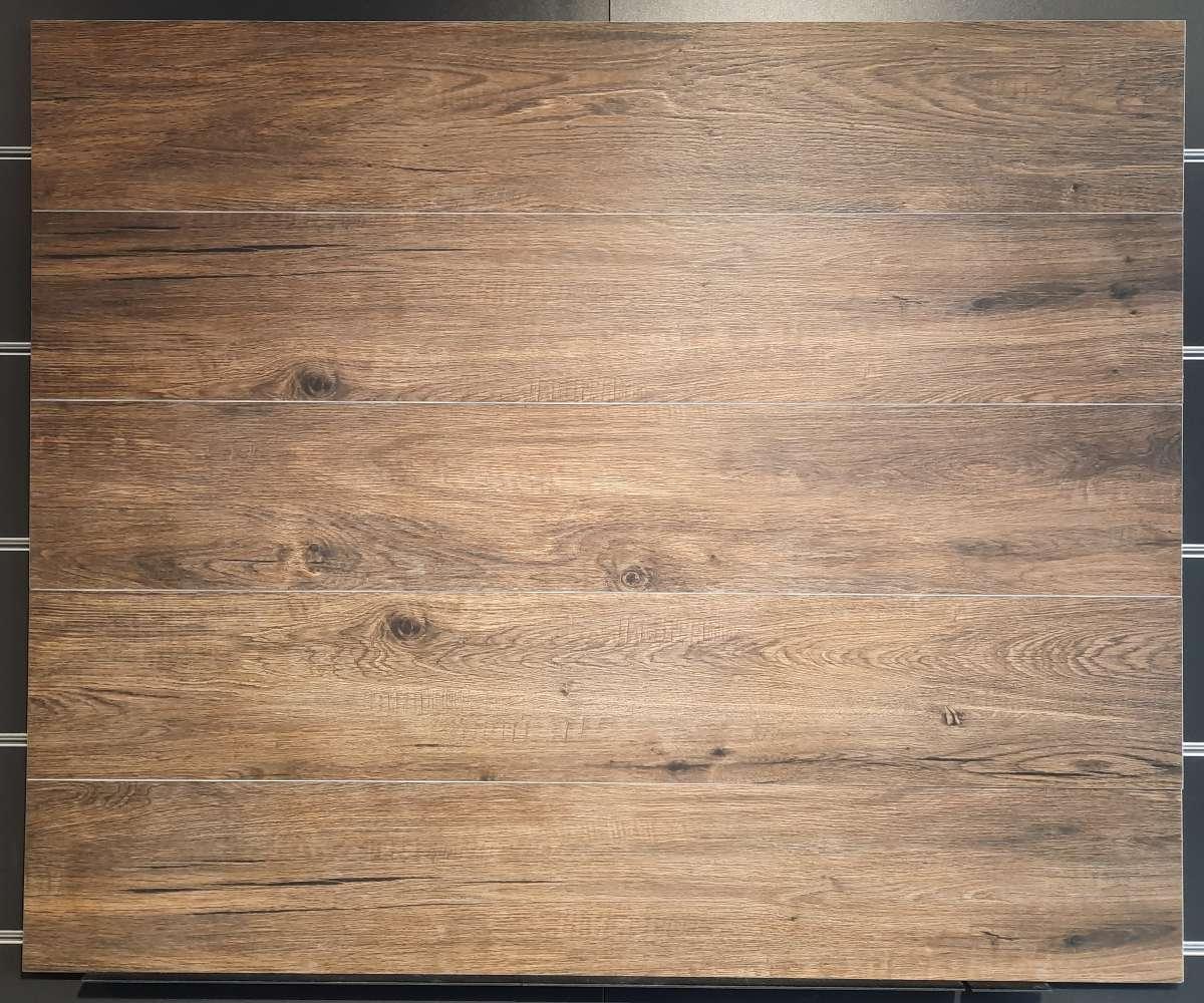 Bodenfliese, Organic Wood, Somerwood braun, 20x120cm