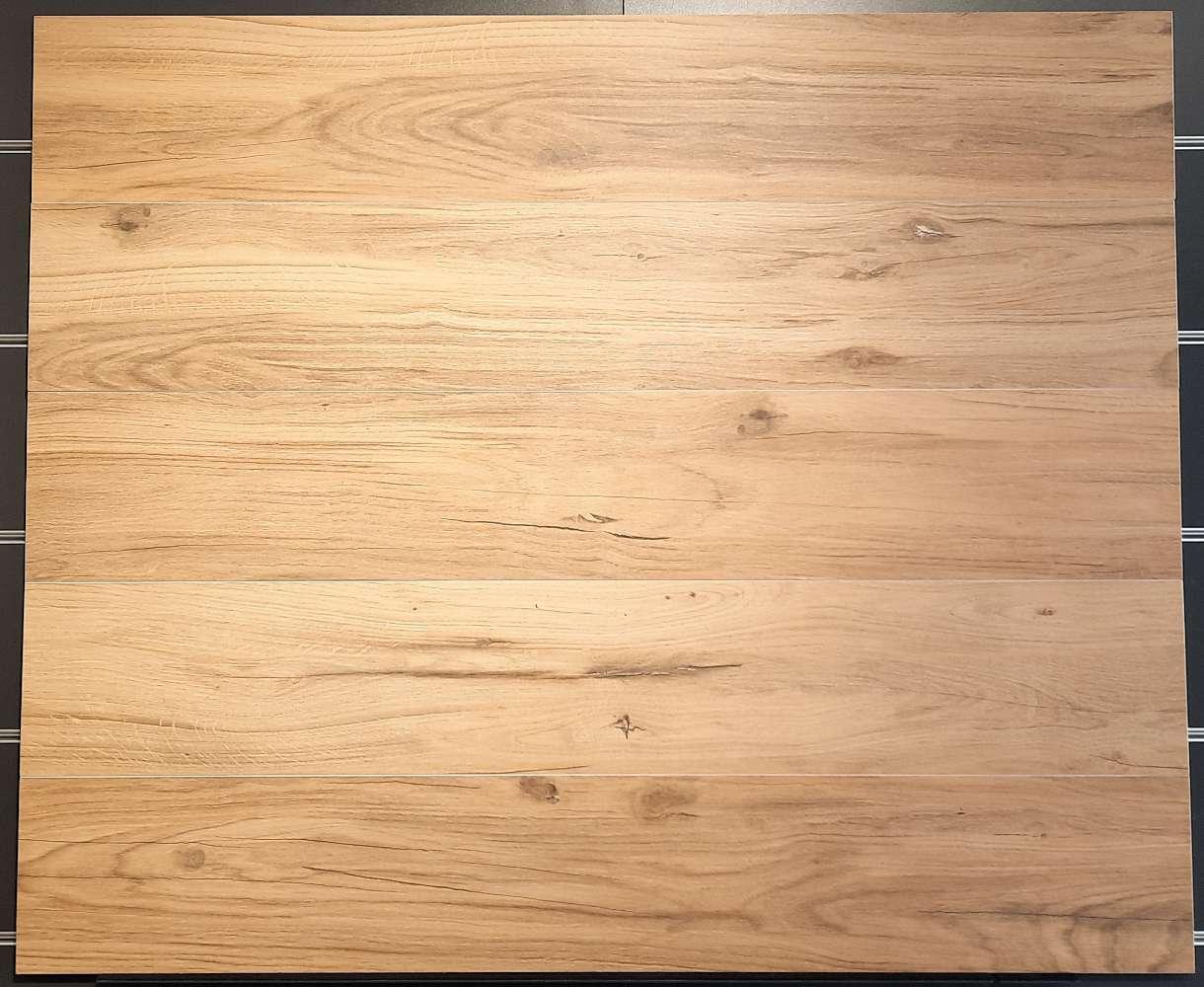 Bodenfliese, Organic Wood, Southwood beige, 20x120cm