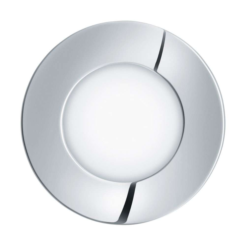 Aussteller LED Einbauspot s chrom Fueva 85mm