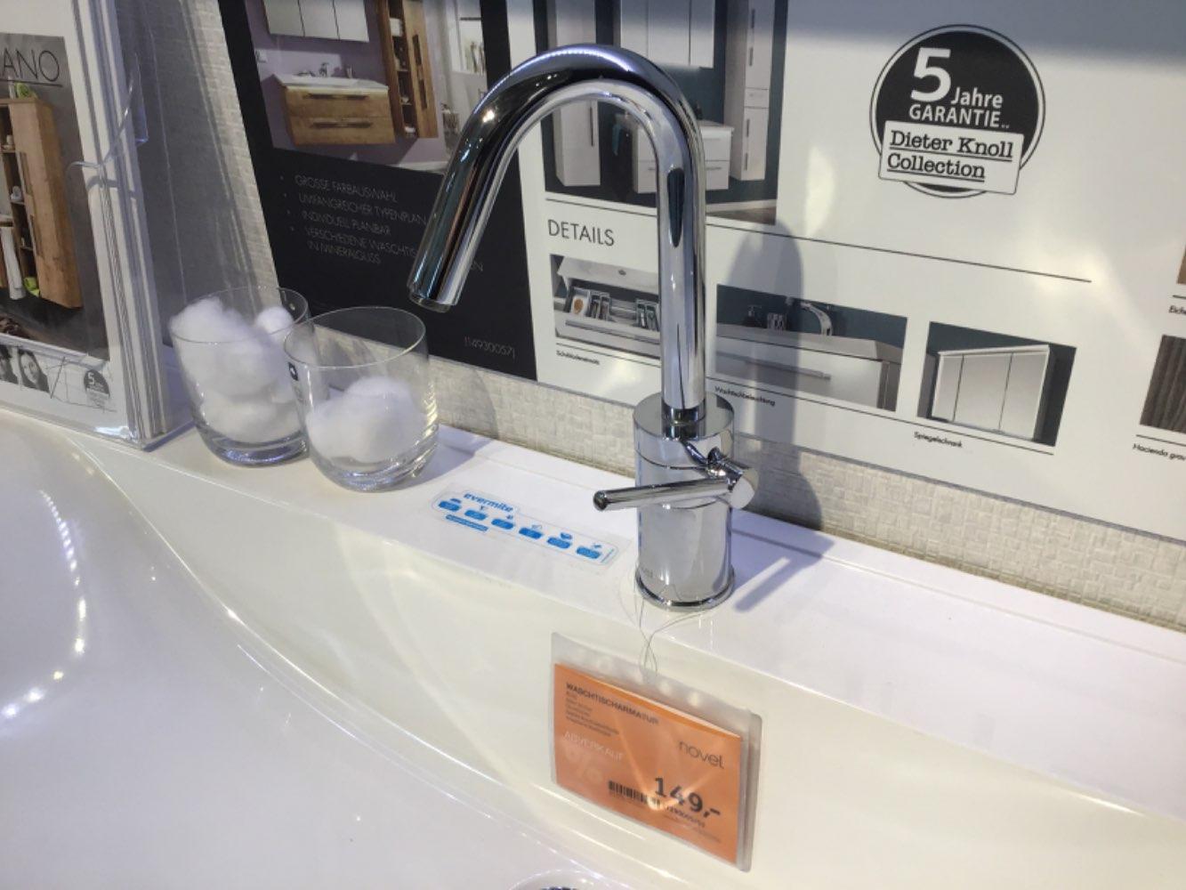 Waschtischarmatur PLUS