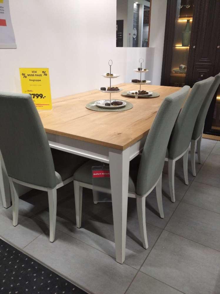 Tischgruppe Romantica