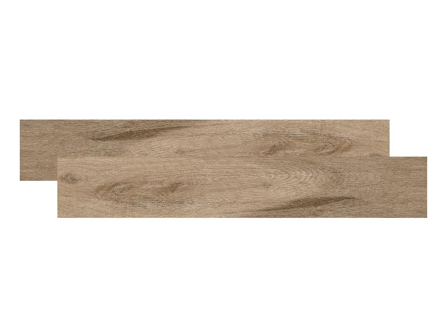 Woodchic natur braun Feinsteinzeug, 19,5x120x1 cm