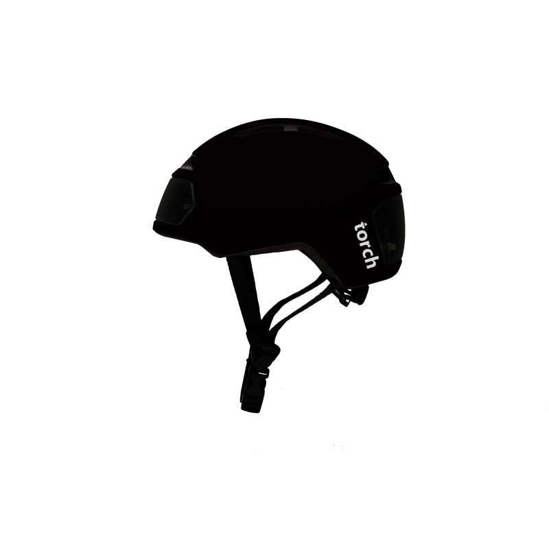 Fahrradhelm, TORCH T2 – MIDNIGHT