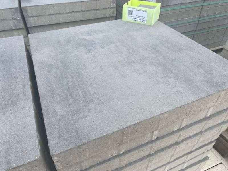 Smarton Platten grau-anthrazit nuanciert 60x60x6 cm  (2.Wahl)