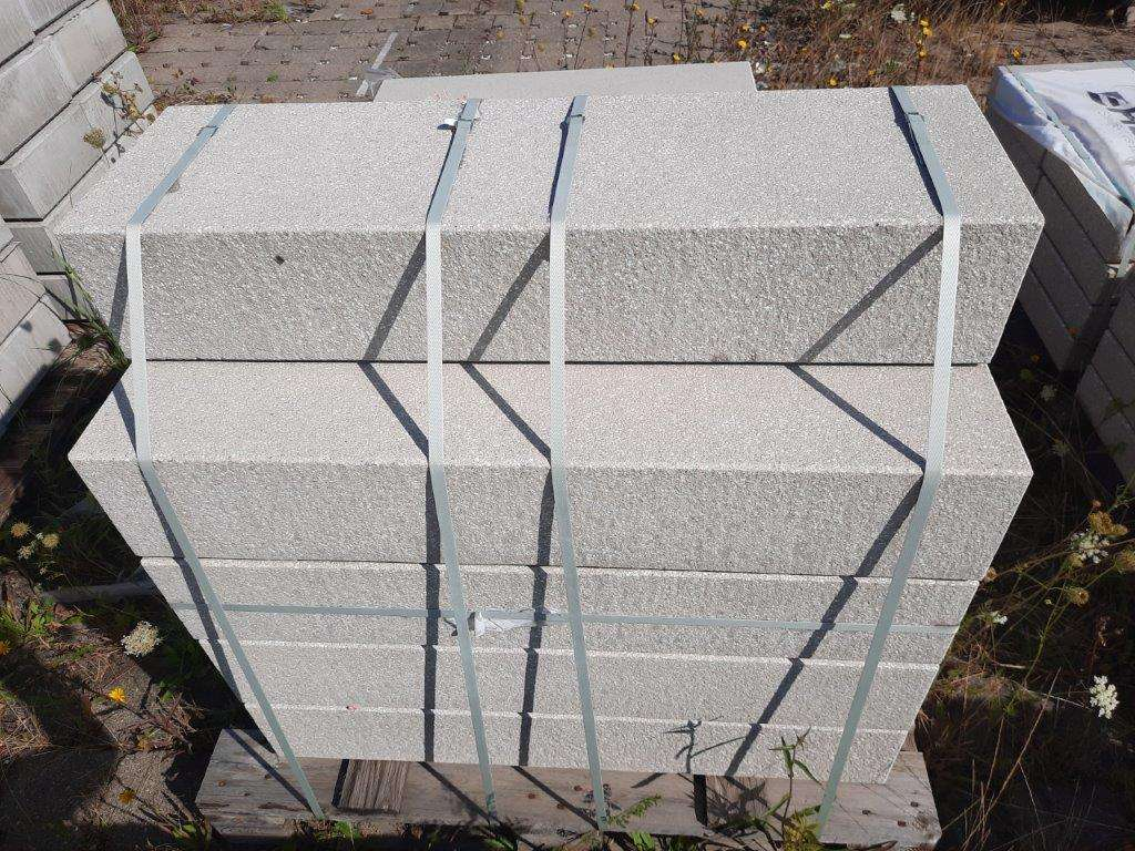 EHL Blockstufe 18/30/100 cm grau Estrichbeton, XF 4 2. Wahl