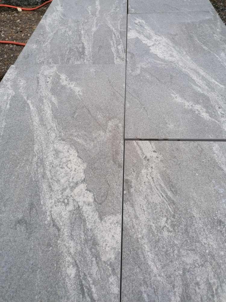 Terrassenplatten aus Keramik 2. Wahl
