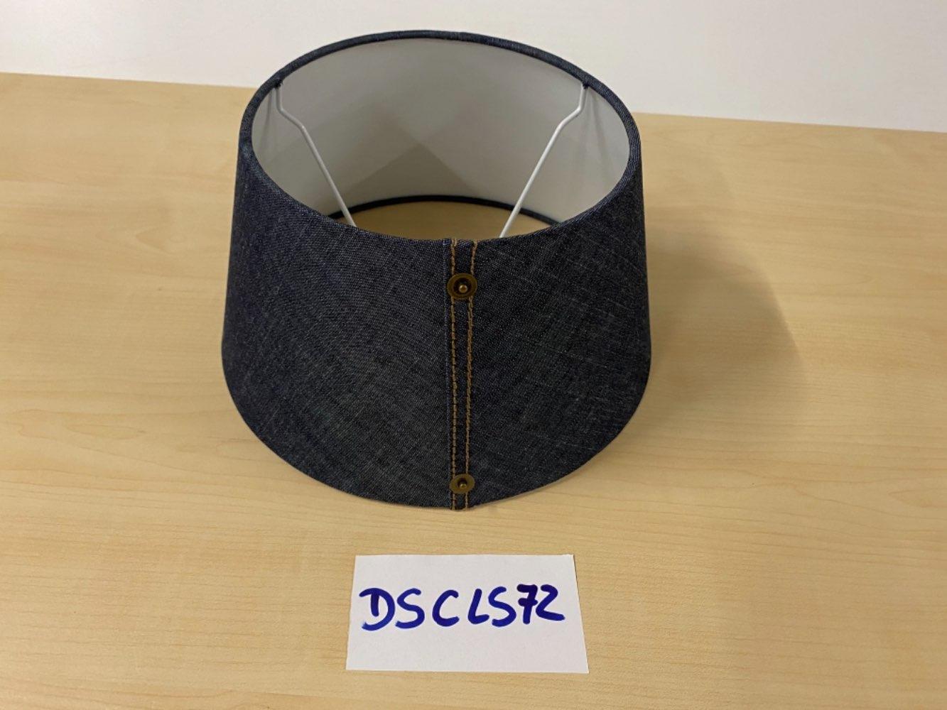 Lampenschirm Sorpetaler Jeansblau statt 35€