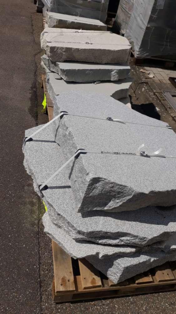 Bayerwald Granit Krustenplatten Polygonal