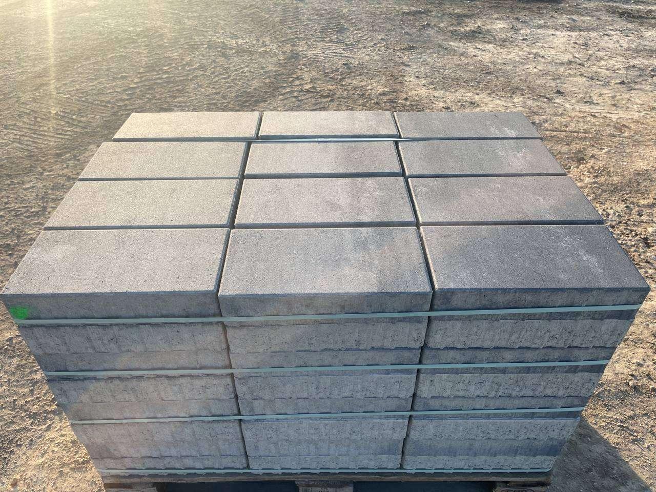 AQUA-Line Fugen-Pflaster 40x20x8 cm grau-anthrazit (8 mm Fuge) (2.Wahl)