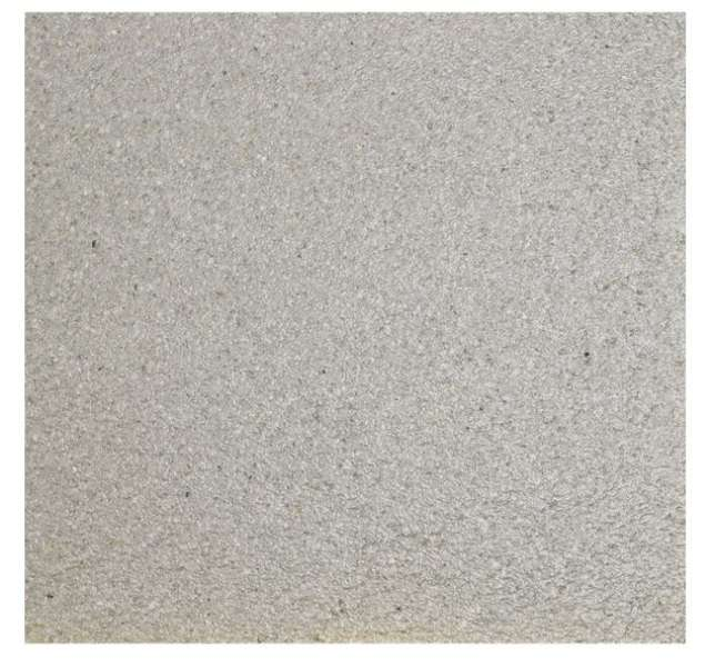 Madison 100x100x5 cm silverwhite geschliffen & gestrahlt (Restposten)