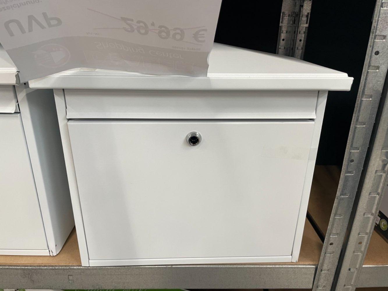 Briefkasten Toulon XL statt 29,99€