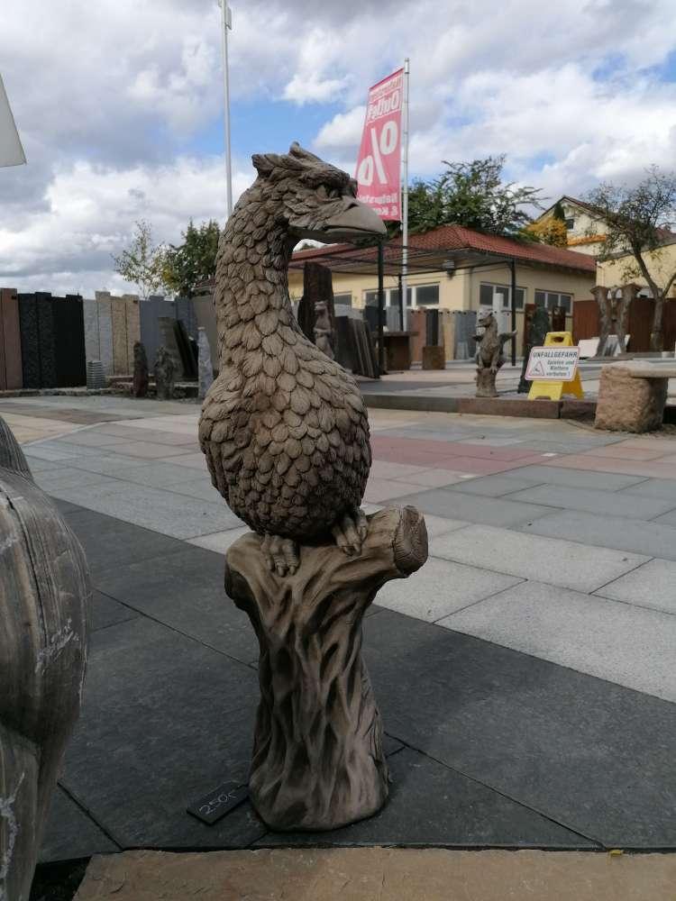 """""""Phoenix"""" Steingussfigur / Skulptur / Figur / Gartenfigur"""