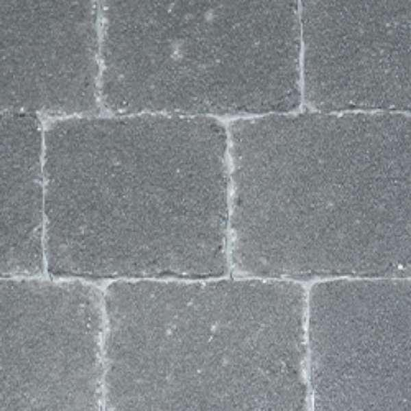 Pflasterstein frieda® Kleinpflaster Anthrazit, Formatmix, H: 8,0cm